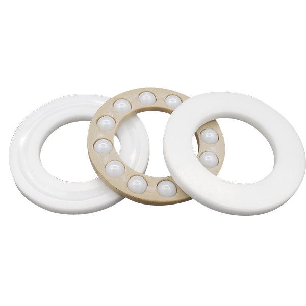 Ceramic Thrust Ball Bearings